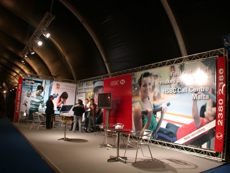 Exhibition Stand Roll Up : Exhibition stands backdrops roll ups « viking signs